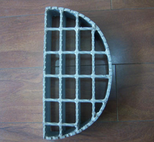 Tailored Steel Grating-Drawing Galvanized Grating